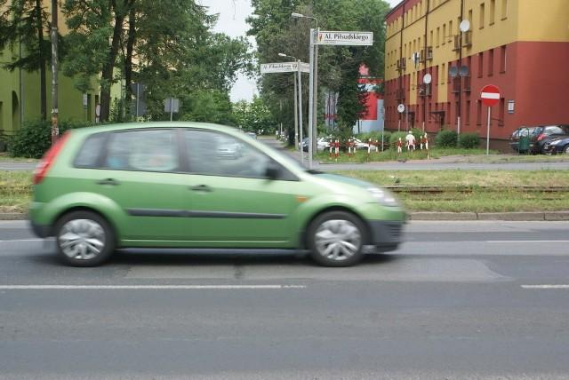 Wkrótce rozpocznie się remont ul. Piłsudskiego w Dąbrowie Górniczej