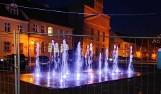 ZAJA W Lubuskiem jest nowa fontanna. Właśnie przechodzi testy! Ładna, prawda?