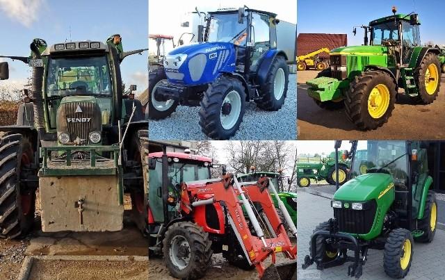 Przygotowaliśmy ponad 30 ofert ciągników rolniczych na sprzedaż z portalu gratka.pl. Przedział cenowy obejmuje maszyny od ponad 600 tysięcy złotych do około 100 tysięcy. Zobacz najnowsze ogłoszenia z cenami i zdjęciami. Oferty są aktualne na dzień 07.03.2019.