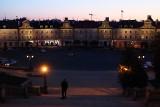 Nowa iluminacja kamienic na placu Zamkowym w Lublinie. Zobacz zdjęcia