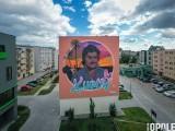 Krzysztof Krawczyk ma mural w Opolu. W sobotę oficjalne odsłonięcie. Jak się prezentuje? [ZDJĘCIA]