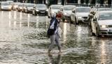 Burza w Łodzi (17.05.2018)! Może spaść tyle deszczu, co przez cały miesiąc! Prognoza pogody [RADAR OPADÓW, GDZIE JEST BURZA]
