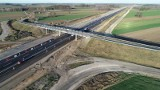 Duże utrudnienia na A1. Autostrada zamknięta na cały weekend. Będą wyburzać wiadukty