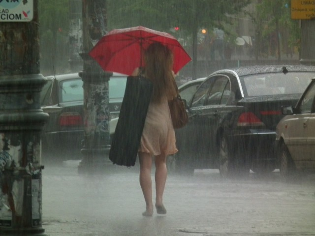 IMGW ostrzega przed burzami w Wielkopolsce [PROGNOZA POGODY]