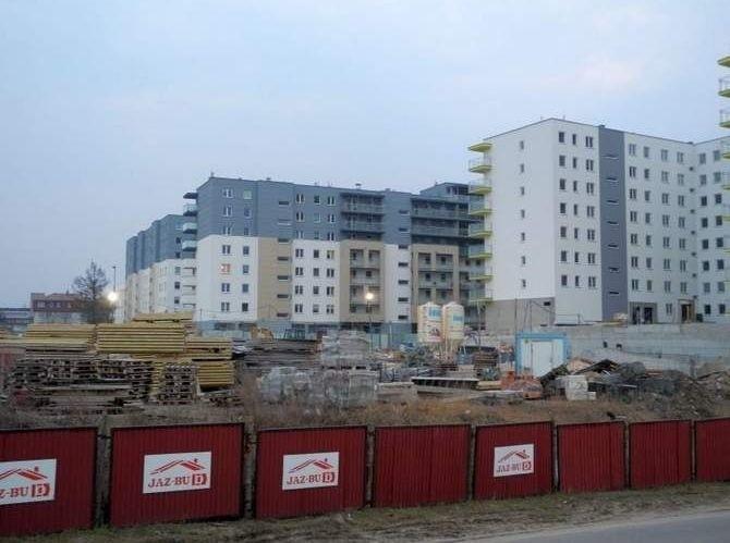Przy ul. Ryskiej i Łąkowej powstają nowe bloki i apartamenty. Miasto planuje zagospodarować całą wolną przestrzeń, tworząc Nowe Bojary.