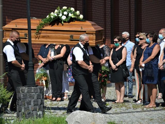Uroczystości pogrzebowe Jerzego Pławeckiego