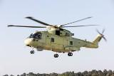 Tak wygląda malowanie polskiego śmigłowca AW101. Pierwszy lot śmigłowca AW101 dla Marynarki Wojennej RP za nami [ZDJĘCIA. WIDEO]