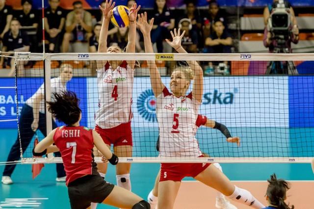 Reprezentacja Polski siatkarek gra Lidze Narodów 2021 w Rimini. Sprawdź wyniki