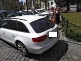 """Kraków. """"Mistrzowie parkowania"""" nie próżnują w wakacje"""