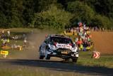 Kajetanowicz i Szczepaniak na piątym miejscu w klasyfikacji WRC-2 Rajdu Niemiec. Tuż za nim Pieniążek i Mazur