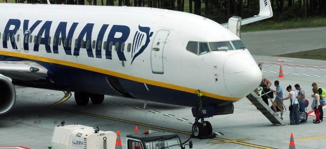 Z bydgoskiego lotniska odleciała wczoraj 400-tysięczna pasażerka. Taka liczba osób nie skorzystała z oferty portu lotniczego jeszcze nigdy. Skorzystała z linii Ryanair lecąc do Londynu Stansted.