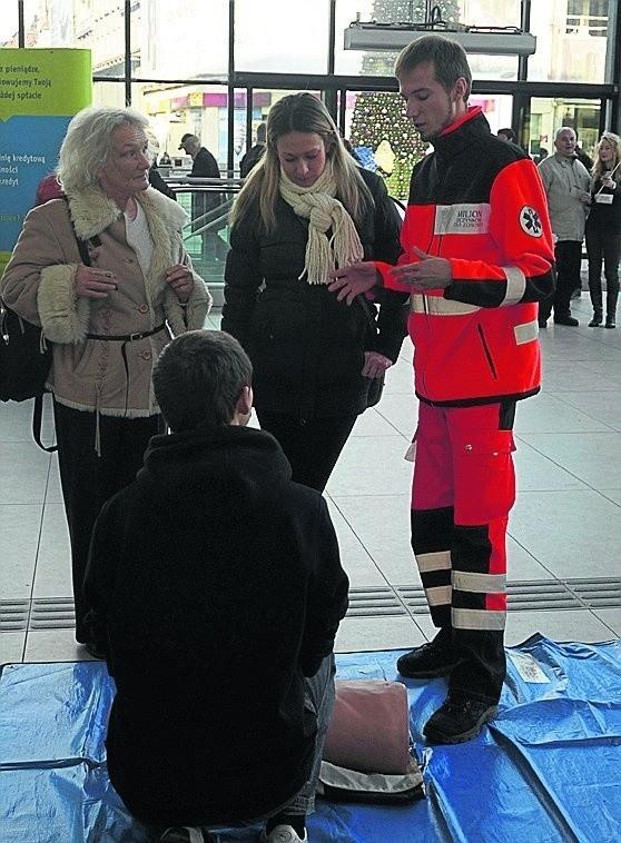 Podobna akcja miała miejsce już na dworcu w Katowicach