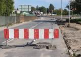 Budowa trasy N-S w Radomiu. Rozpoczęły się prace przy przebudowie ulicy Wjazdowej na Żakowicach