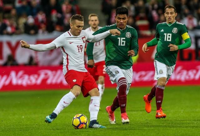 Polska - Meksyk 0:1