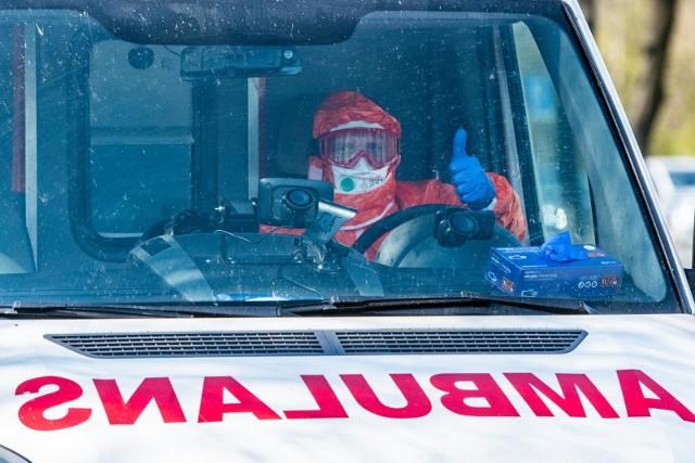 Kolejna partia środków ochrony bezpośredniej ma trafić do poznańskiego szpitala zakaźnego. Medycy bardzo ich potrzebują