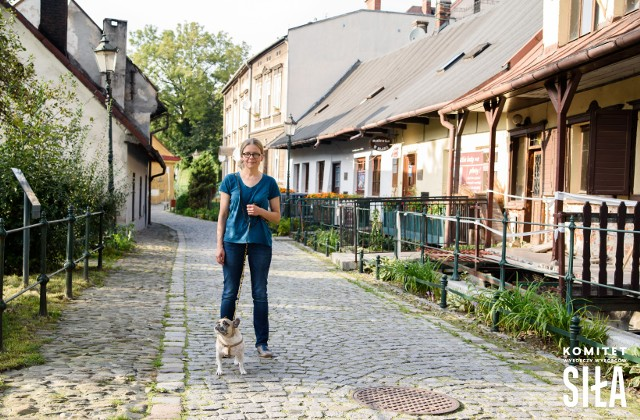 Joanna Wowrzeczka zaprezentowała kandydatów na radnych