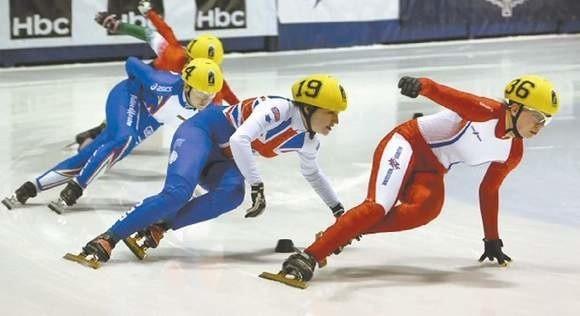 Aż 275 łyżwiarzy szybkich z całego kraju stanęło na starcie Ogólnopolskich Zawodów Rankingowych, które rozgrywane były w Białymstoku
