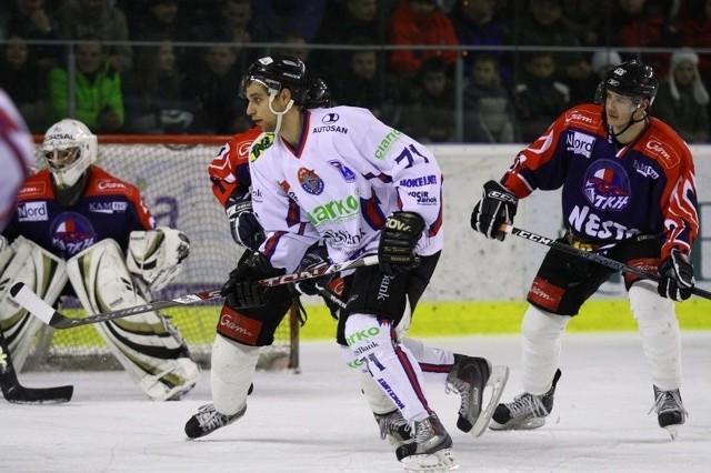 Piotr Poziomkowski jest dziesiątym graczem, któy związał się z Sanokiem na nowy sezon.