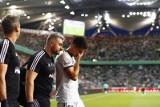 Bartosz Kapustka doznał urazu, bo... zbyt energicznie cieszył się z gola