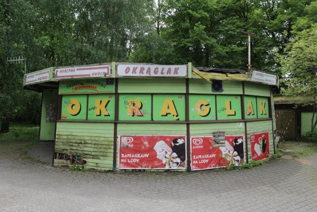 Okrąglak na placu Grunwaldzkim w Gliwicach