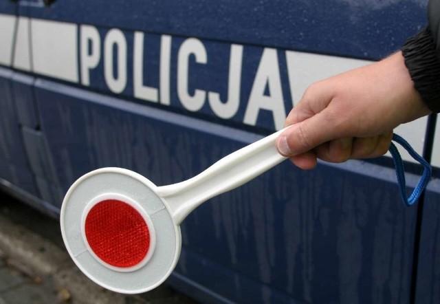 Duszniki: Nieudana ucieczka przed policją/zdjęcie ilustracyjne
