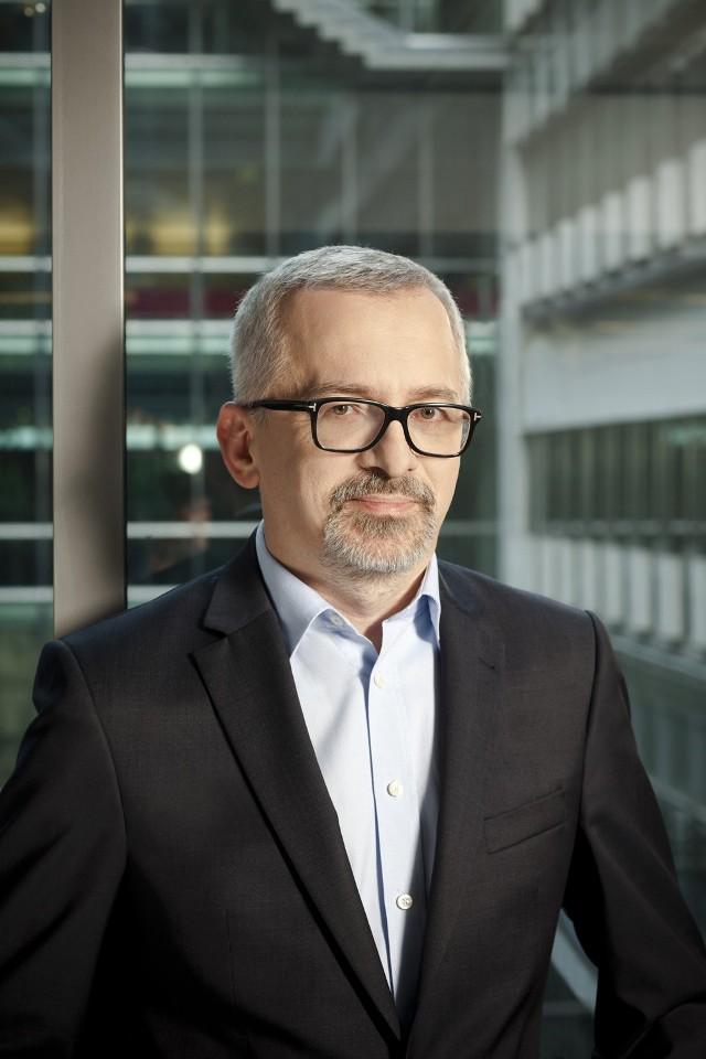 prof. Marcin Dyl, prezes Izby Zarządzających Funduszami i Aktywami.