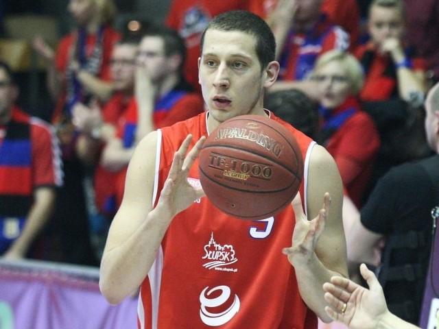 Michał Nowakowski mocno wierzy w zwycięstwo w Gdyni.
