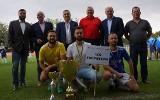 Drużyna ACO Engineering z Kędzierzyna-Koźla zwyciężyła V Turniej Piłkarski Opolskich Firm o Puchar Marszałka Województwa Opolskiego