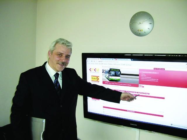 - Do końca 2009 roku powinniśmy dojść do oszczędności miesięcznej na poziomie 140 tys. zł - mówi Dariusz Ciszewski