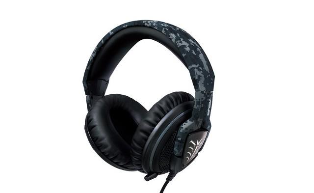 ASUS Echelon Camo EditionASUS Echelon Camo Edition: Słuchawki w kamuflażu