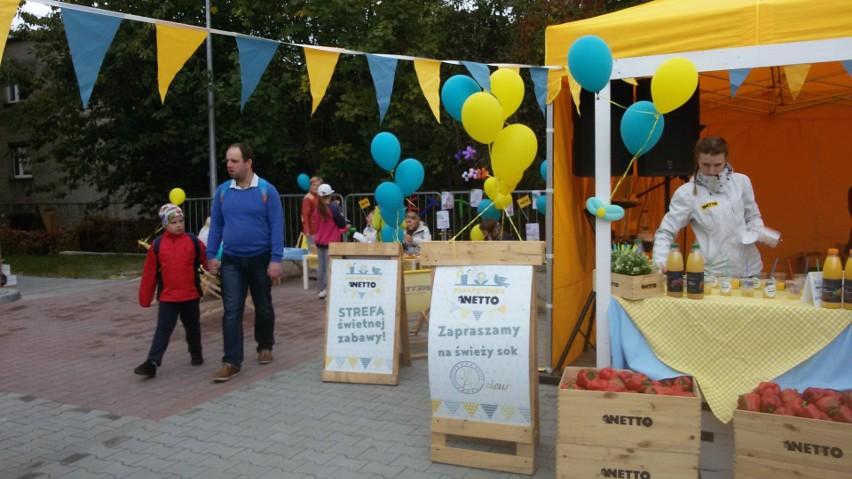 Otwarcie sklepu Netto w Dąbrowie Górniczej, 11 października...
