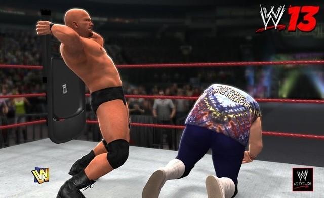 WWE'13WWE '13: Przepraszam, czy tu biją?