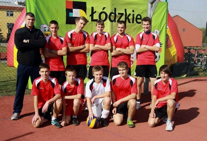 Orlikowa Liga Mistrzów 2013 - finał turnieju siatkówki