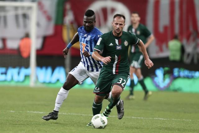 Ostoja Stjepanović ostatnio wchodził z ławki na końcowe minuty - w niedzielę powinien wyjść w podstawowym składzie
