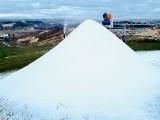 """Czekacie na śnieg? W Kurzętniku nieźle """"posypało"""", biały puch wylądował jednak tylko na Kurzej Górze. Sezon coraz bliżej"""