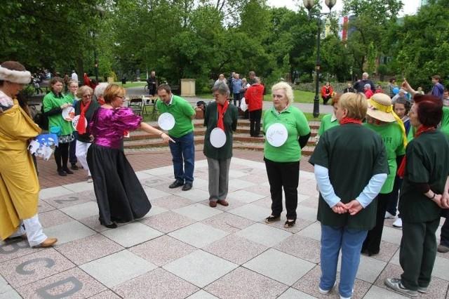 W turnieju ruchomych warcabów zmierzyli się podopieczni Domów Dziennego Pobytu Malinka, Magda Maria i Złota Jesień.