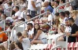 Charytatywny mecz na ŁKS. Kibice oklaskiwali Gortata, O.S.T.R.  i byłych piłkarzy ŁKS [galeria zdjąć]