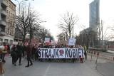 Zarzuty za użycie megafonu dla organizatorki Ogólnopolskiego Strajku Kobiet