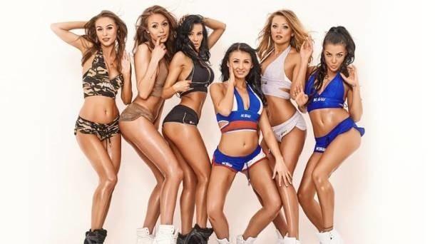 Kibice wybrali Ring Girls na KSW 39 (GALERIA)