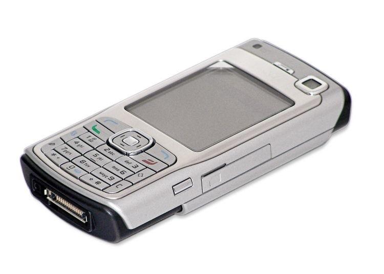 Wśród odnalezionych przedmiotów nie brak telefonów...