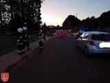 Śmiertelny wypadek w Domachowie. Nie żyje 32-letni motocyklista [ZDJĘCIA]