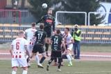 Resovia - GKS Tychy 0:0 ZDJĘCIA Tyszanie bez kapitana zremisowali na boisku groźnego beniaminka. GKS z trzecim meczem bez wygranej