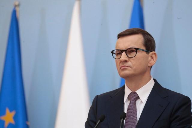 Kary dla Polski. Morawiecki: KE błędnie zrozumiała naszą odpowiedź