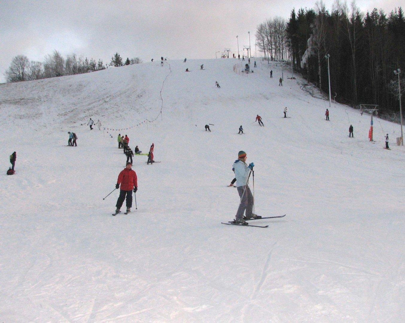 Wyciąg narciarski Wosir Szelment E wyciagi.pl
