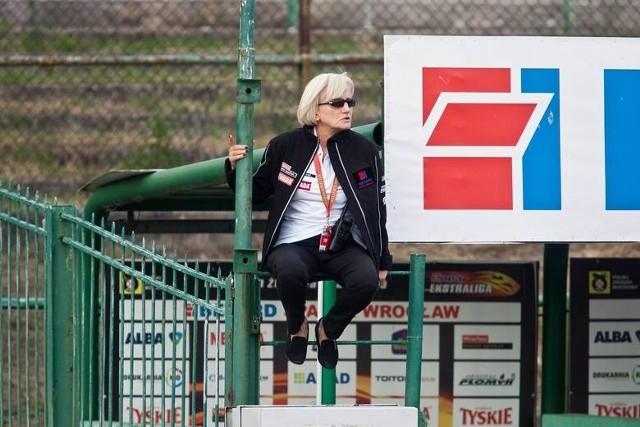 W czasach, kiedy Krystyna Kloc pełniła funkcję prezesa Betardu Sparty Wrocław, klub dwukrotnie cieszył się ze srebrnego medalu Drużynowych Mistrzostw Polski.
