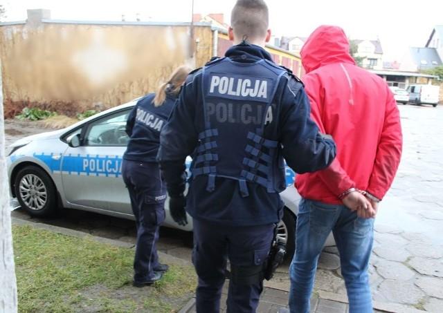 25-latek został aresztowany na trzy miesiące
