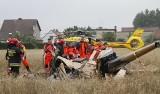 Katastrofa śmigłowca w Domecku. Prokurator przesłuchał 22-latka, który przeżył wypadek