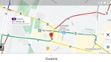 Od teraz podróż po Poznaniu tramwajem lub autobusem można zaplanować w Google Maps