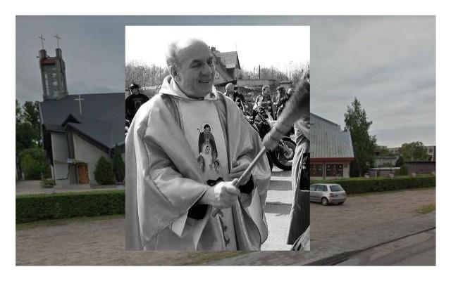 Ks. Kanonik Józef Lipski zmarł w 82. roku życia i 57. roku kapłaństwa