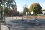 Bytom. Prace przy ul. Frycza-Modrzewskiego wciąż trwają. Utrudnienia do połowy listopada